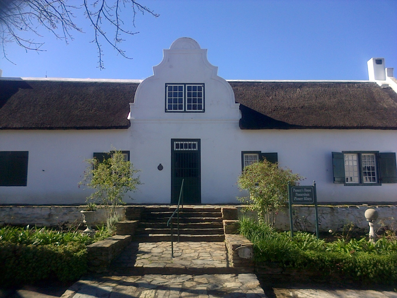 Pioneer-House
