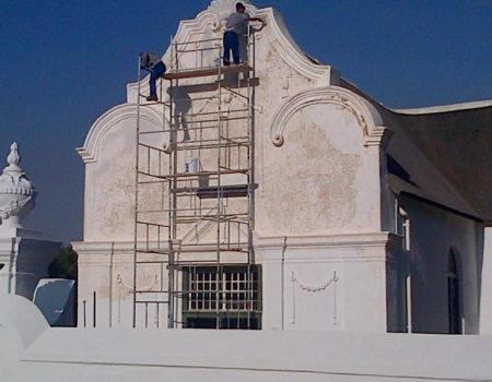 restoration of the church