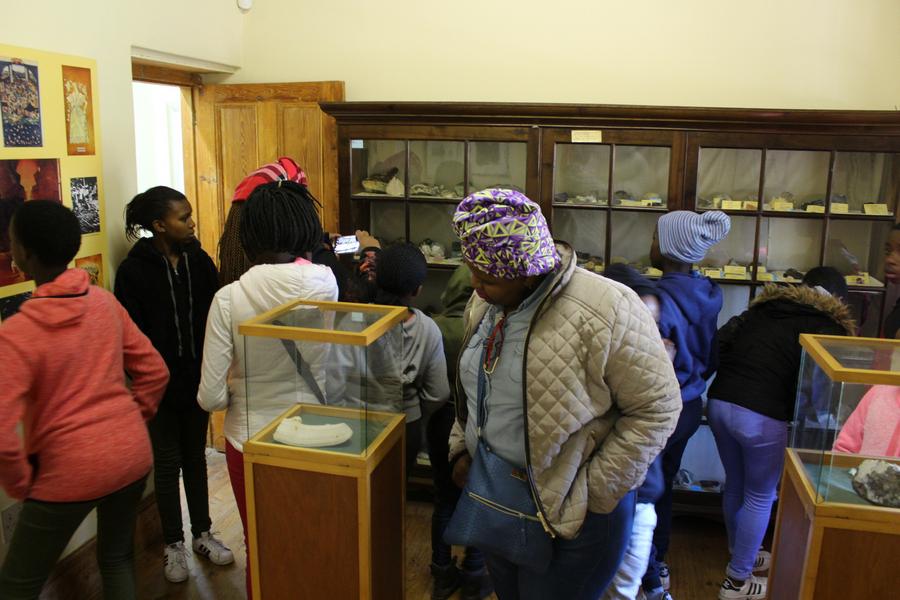 schools visits museums