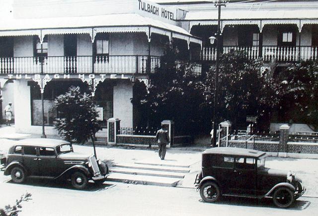 tulbagh hotel