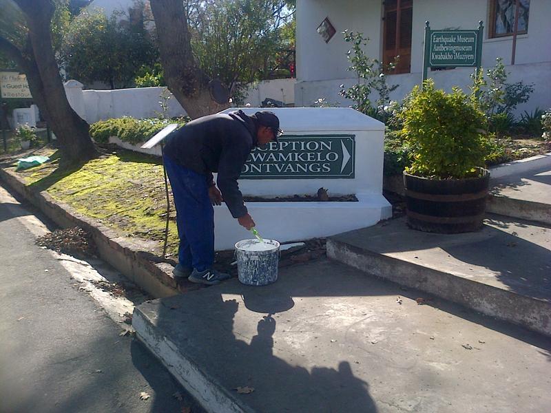 maintenance of church street