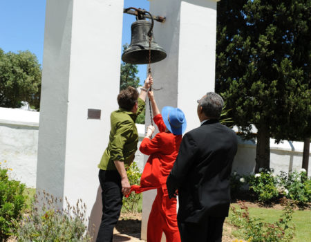 Premier Zille wants to ring bell at Oude Kerk